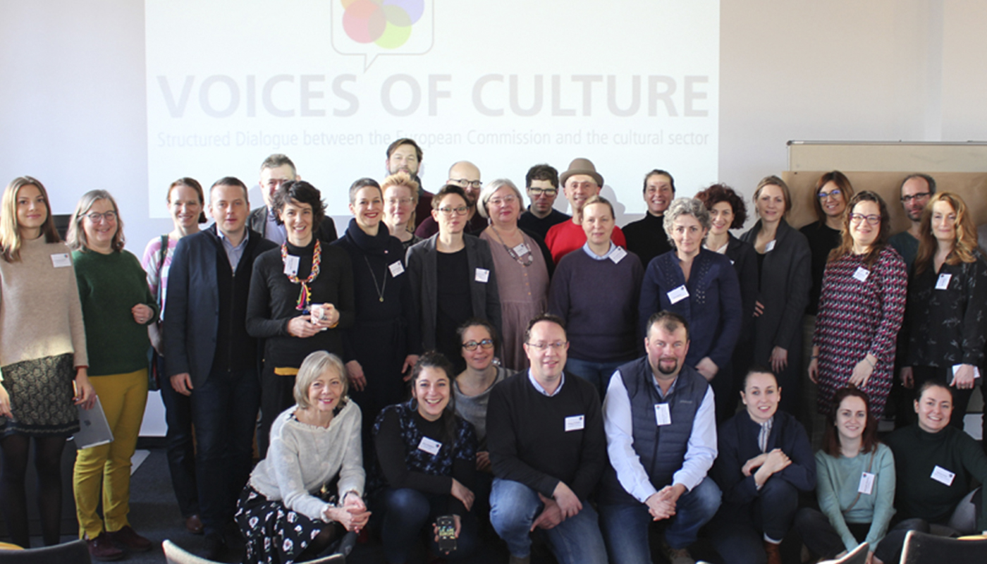 """Voices of Culture"" – Diskussion im Fagus-Werk"
