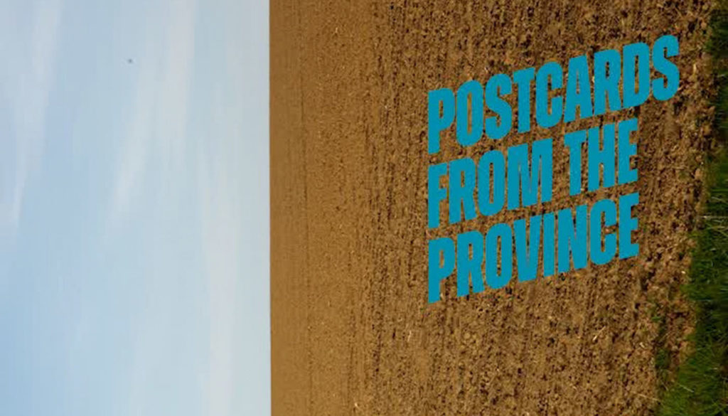 Postcards from the Province – Folge 4